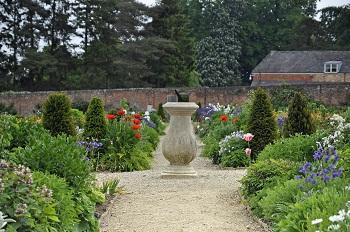 Lydiard Walled Garden