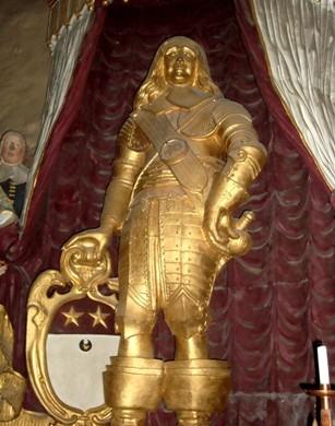 Golden Cavalier