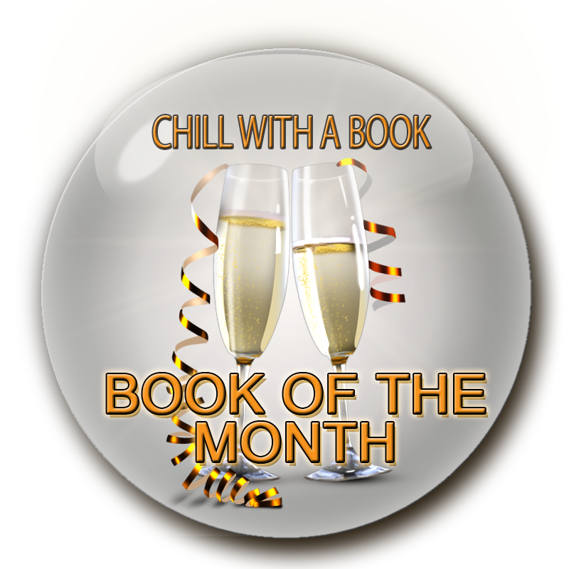 Chill Logo Book of the Month Silver 2