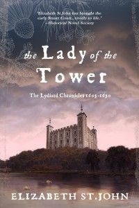 Lady of the Tower New eBook Cover Proof